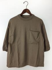 クレプスキュール/1801-006W/セーター(薄手)/FREE/コットン/BEG