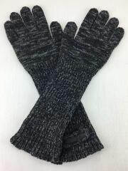 手袋/ウール/マルチカラー/総柄/メンズ