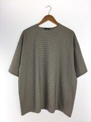 Tシャツ/S/ポリエステル/GRY/グレンテェック/HA020174CF