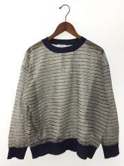 セーター(薄手)/--/ポリエステル/GRY/1613-105-3272