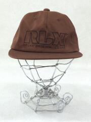 RELAX ORIGINAL/キャップ/--/キャンバス/BRW/無地