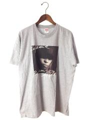 19AW/Mary J. Blige Tee/L/コットン/GRY/プリント/グレー
