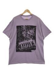 20SS/滑稽議事堂Tシャツ/20ss-ts5-002/XL/コットン/パープル