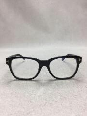 サングラス/ウェリントン/プラスチック/ブラック/ブラウン/TF5535-D-B