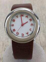 クォーツ腕時計/MBM1126/アナログ/レザー
