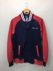 スタンドジャケット/XXL/ポリエステル/NVY/C3-HS031