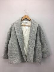 s.t.closet frabjous/コート/--/ポリエステル/GRY/無地/E33103-95