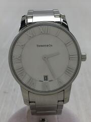 クォーツ腕時計/Z1800.11.10A21A00A/ATRAS/アナログ/ステンレス/SLV