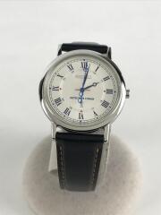腕時計/アナログ/WHT/7N01-HCT0