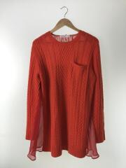 セーター(薄手)/2/ウール/ORN/13AWLU602
