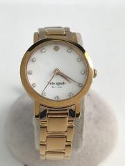 クォーツ腕時計/アナログ/--/GLD/GLD/0191
