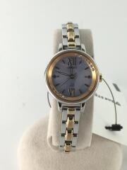 腕時計/アナログ/ステンレス/SLV