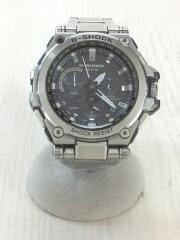 フルメタル/ソーラー腕時計・G-SHOCK/アナログ/ステンレス/SLV/SLV