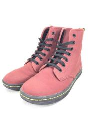 SHOREDITCH 7EYE BOOT/ハイカットスニーカー/UK4/BRD