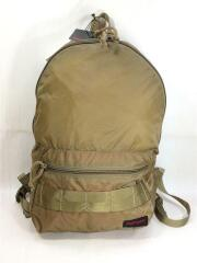 PACKABLE DAYPACK/BRF265219-026/リュック/ナイロン/BRW/無地