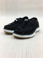 UNEEK/ユニーク/アウトドア/キッズ靴/15cm/サンダル/BLK/定番