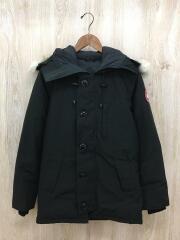 ダウンジャケット/XS/ポリエステル/BLK// CHATEAU PARKA シャトー  3426MA
