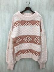 セーター(厚手)/0/ウール/ORN/11806-15-0785