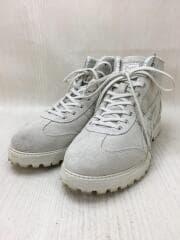 リンカンブーツピーエフ/ブーツ/25cm/BEG/スウェード/1183A749