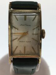 手巻腕時計/アナログ