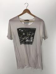 BANANARS/Tシャツ/2/コットン/WHT/使用感有