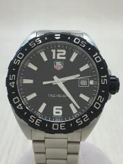 FORMULA 1/クォーツ腕時計/アナログ/ステンレス/BLK/SLV/WAZ1110/WAA8294/ダイバーズ  フォーミュラ1