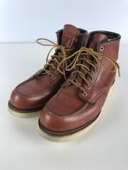Irish Setter 6 Moc-toe/US9.5/BRW/レザー/8875