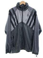 ×WHITE MOUNTAINEERING/ウインドブレーカー/M/ナイロン/GRY/AO0843