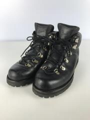 ×AVIREX/35th MOUNTAIN BOOTS/27cm/BLK/レザー/DS-10070X