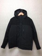 中綿ジャケット/L/ポリエステル/BLK/BA92BLS017CO