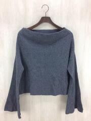 セーター(厚手)/FREE/ウール/GRY/30-2578