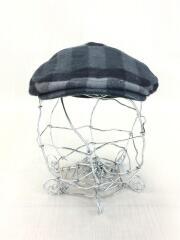 キッズ服飾/帽子/ウール/GRY