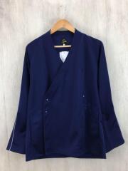 samue jacket/S/ポリエステル/NVY/BAEMS別注