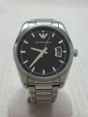 自動巻腕時計/アナログ/SLV