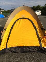エクスペディションドーム2 テント/ドーム/2人用/YLW