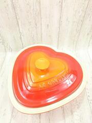ルクルーゼ/鍋/サイズ:26cm/オレンジ