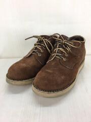 RAINIER OXFORD Brown RoughOut/ブーツ/US8.5/BRW/スウェード