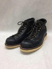 モンキーブーツ/91003/US8/BLK/レザー