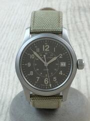 ハミルトン/クォーツ腕時計/アナログ/--/KHK/KHK/H682010