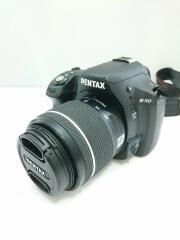 デジタル一眼カメラ PENTAX K-50 ダブルズームキット [ブラック]