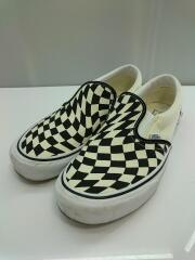 バンズ/WARP CHECKER/CLASSIC SLIP-ON TWIST/27.5cm/721278