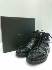 【美品】山根靴店/ブーツ/26cm/モンキーブーツ/YHL-2001/ブラック/箱有