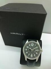 ハミルトン/自動巻腕時計/H706150/カーキフィールド/替えベルト有/中箱無し