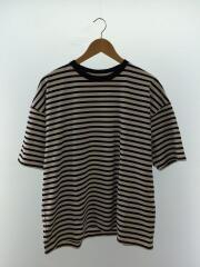 Tシャツ/1/コットン/WHT/ボーダー/border t-shirt