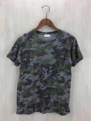 15SS/Tシャツ/XS/コットン/KHK/カモフラ/迷彩/2014/00782/379544 Y2KL1