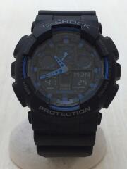 G-SHOCK/クォーツ腕時計/デジアナ/ラバー/GRY