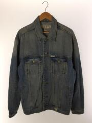OVERSIZED DENIM JACKET/M73XN1R21B5/Gジャン/XL/デニム/インディゴ