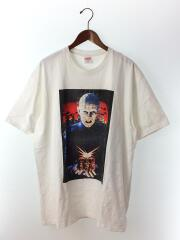 18ss/Hellraiser Hell on Earth Tee/Tシャツ/XL/コットン/WHT/プリント