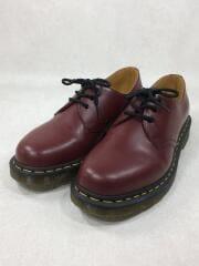 3ホール/ブーツ/11838/UK8/ドレスシューズ/BRD/レザー