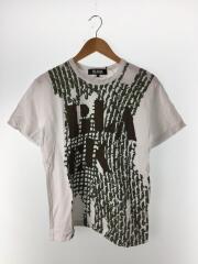 20AW/Tシャツ/L/コットン/ホワイト/1F-T001